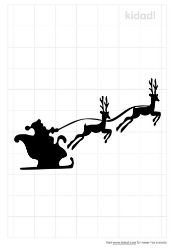 easy-santa-with-a-sleigh-stencil.png