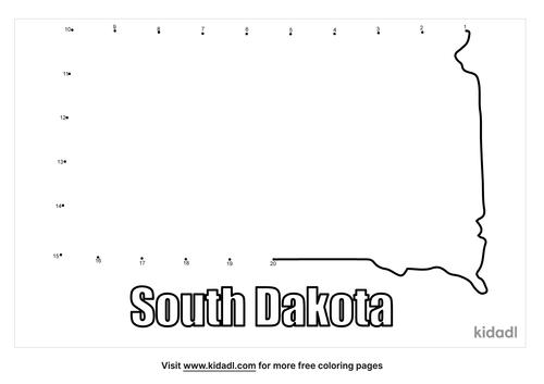 easy-south-dakota-dot-to-dot