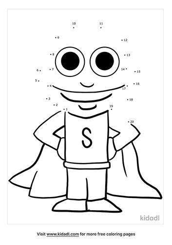 easy-superhero-dot-to-dot