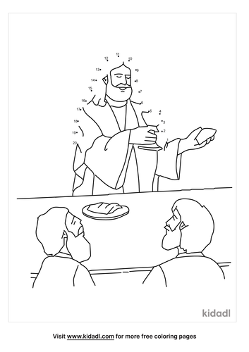 easy-the-last-supper-dot-to-dot