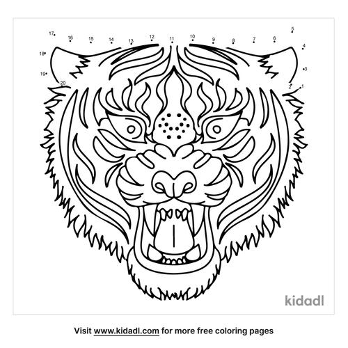 easy-tiger-face-dot-to-dot