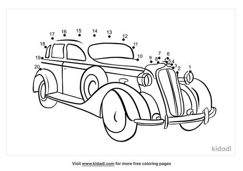 easy-vintage-car-dot-to-dot