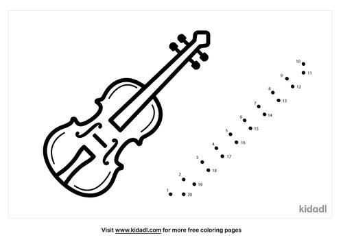 easy-violin-dot-to-dot