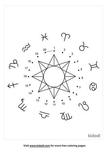 easy-zodiac-constellation-dot-to-dot