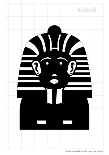 egyptian-goddess-stencil