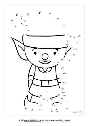 elf-dot-to-dot
