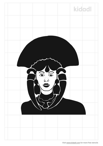 ethiopian-empress-sheba-stencil