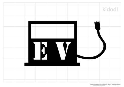 ev-stencil