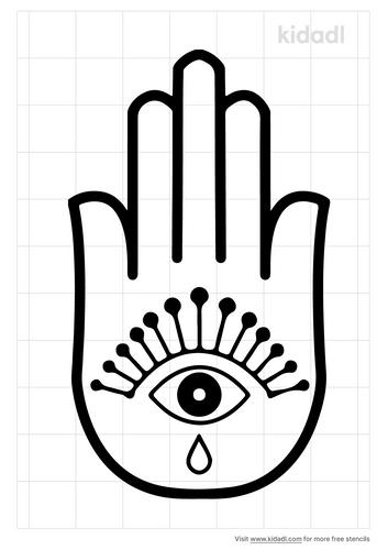 evil-eye-hamsa-stencil