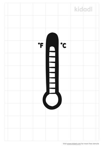 fahrenheit-celsius-stencil