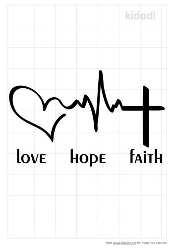 faith-love-heart-stencil