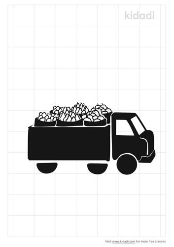 fall-farm-truck-stencil