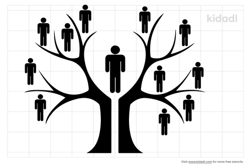 family-reunion-tree-stencil