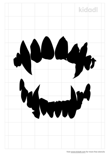 fang-stencil