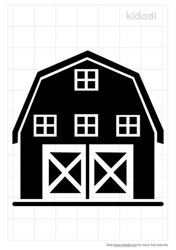 farm-house-stencil