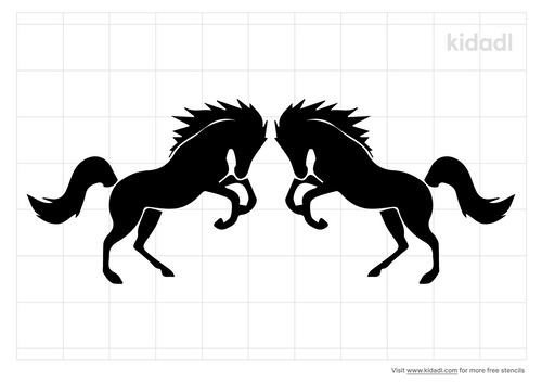 fighting-horse-stencil.png