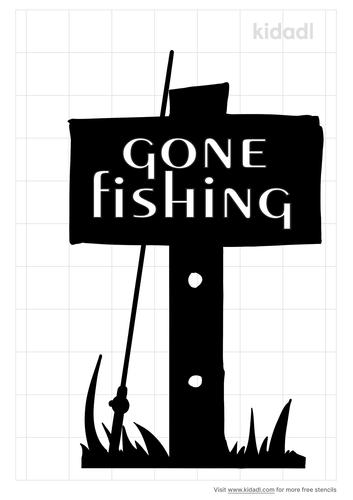 fishing-sign-stencil