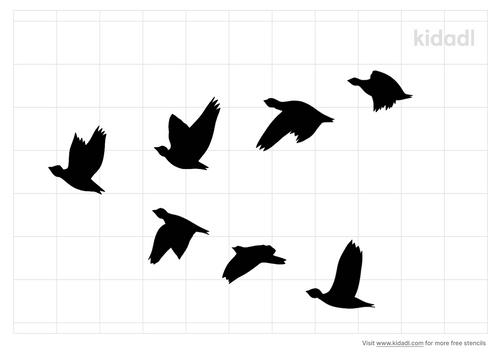 flying-bird-v-stencil