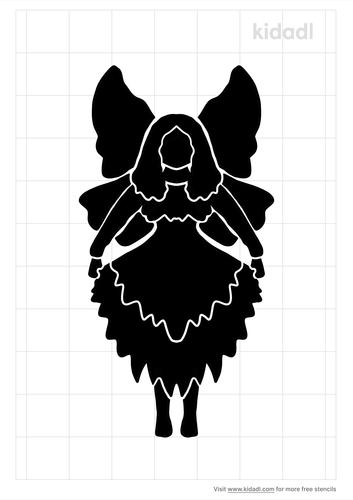 folk-art-fairy-stencil