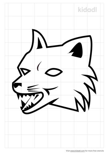 fox-growling-stencil.png