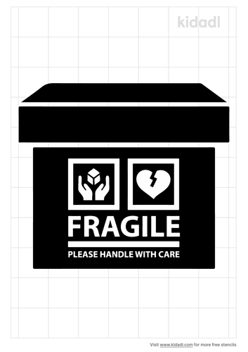 fragile-crate-stencil