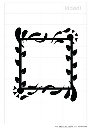 frame-stencil
