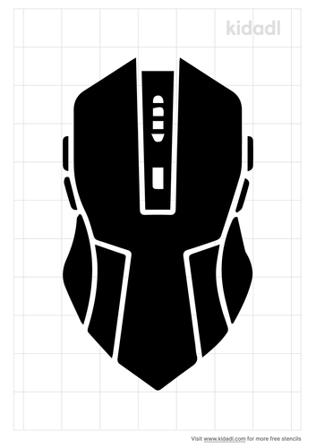 gaming-mouse-stencil