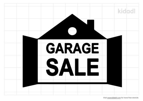 garage-sale-stencil