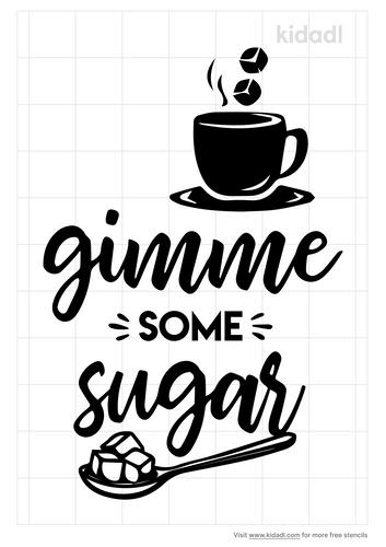gimme-some-sugar-stencil