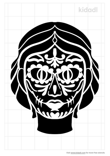 girl-day-of-the-dead-for-pumkin-stencil.png
