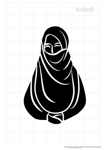 girl-in-head-covering-stencil.png