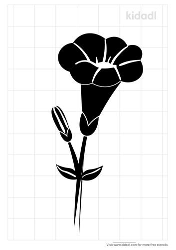 glory-tattoo-stencil