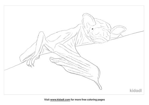 goblin-bat-coloring-page