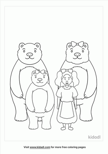 goldilocks-and-the-three-bears-coloring-page-1.png