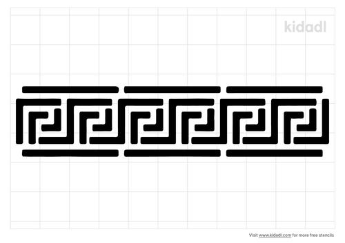 greek-clef-border-stencil