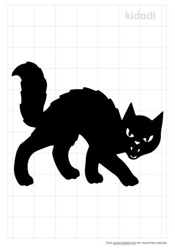 halloween-cat-stencil