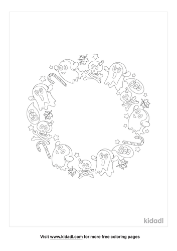 halloween-wreath-images-coloring-page