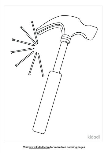 hammer-coloring-page-2.png