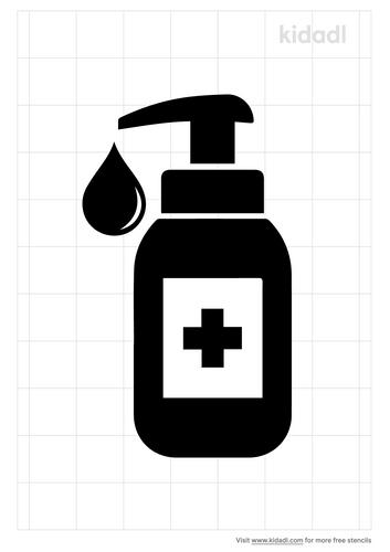 hand-sanitizer-transfer-stencil