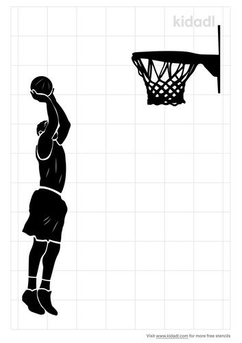 hand-shooting-basketball-stencil