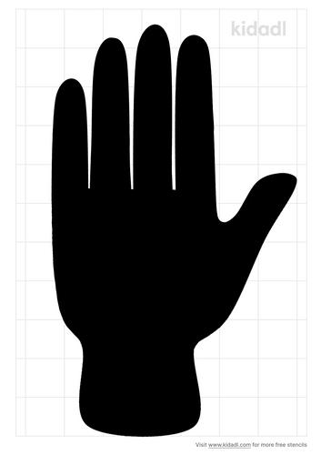 hand-stop-stencil