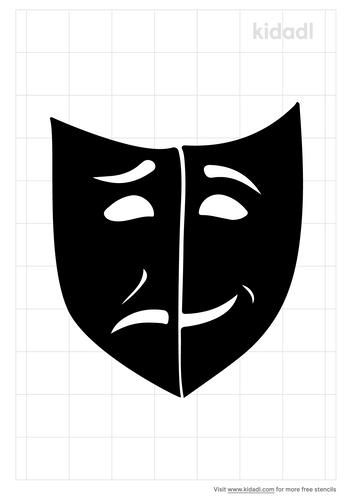 happy-sad-face-mask-stencil.png