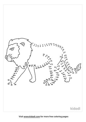 hard-african-animal-dot-to-dot