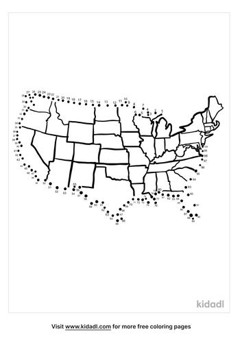hard-all-50-states-dot-to-dot