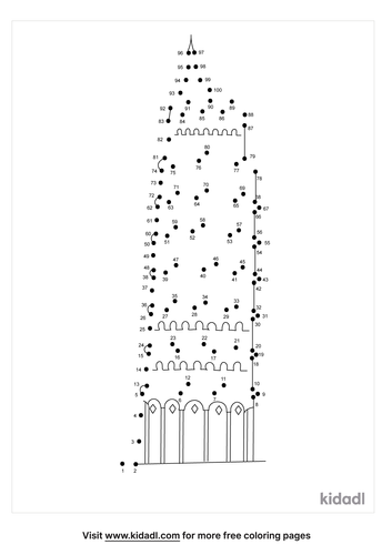 hard-architecture-dot-to-dot