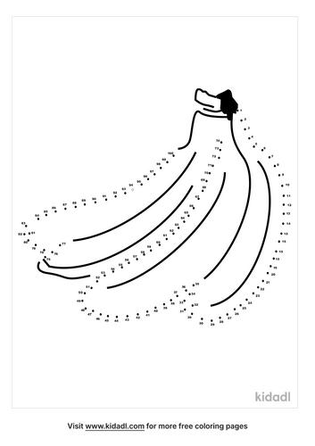 hard-banana-dot-to-dot