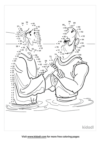 hard-baptism-of-the-lord-dot-to-dot