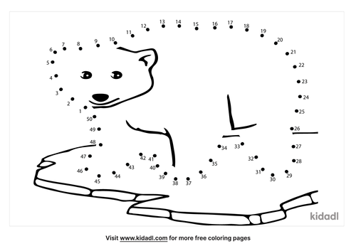 hard-bear-dot-to-dot