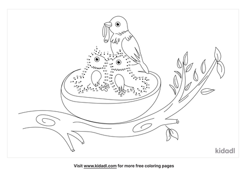 hard-bird-nest-dot-to-dot