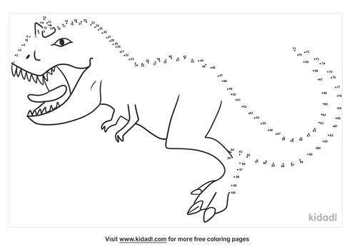 hard-carnotaurus-dot-to-dot